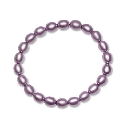 Фото «серебряный браслет с жемчугами»