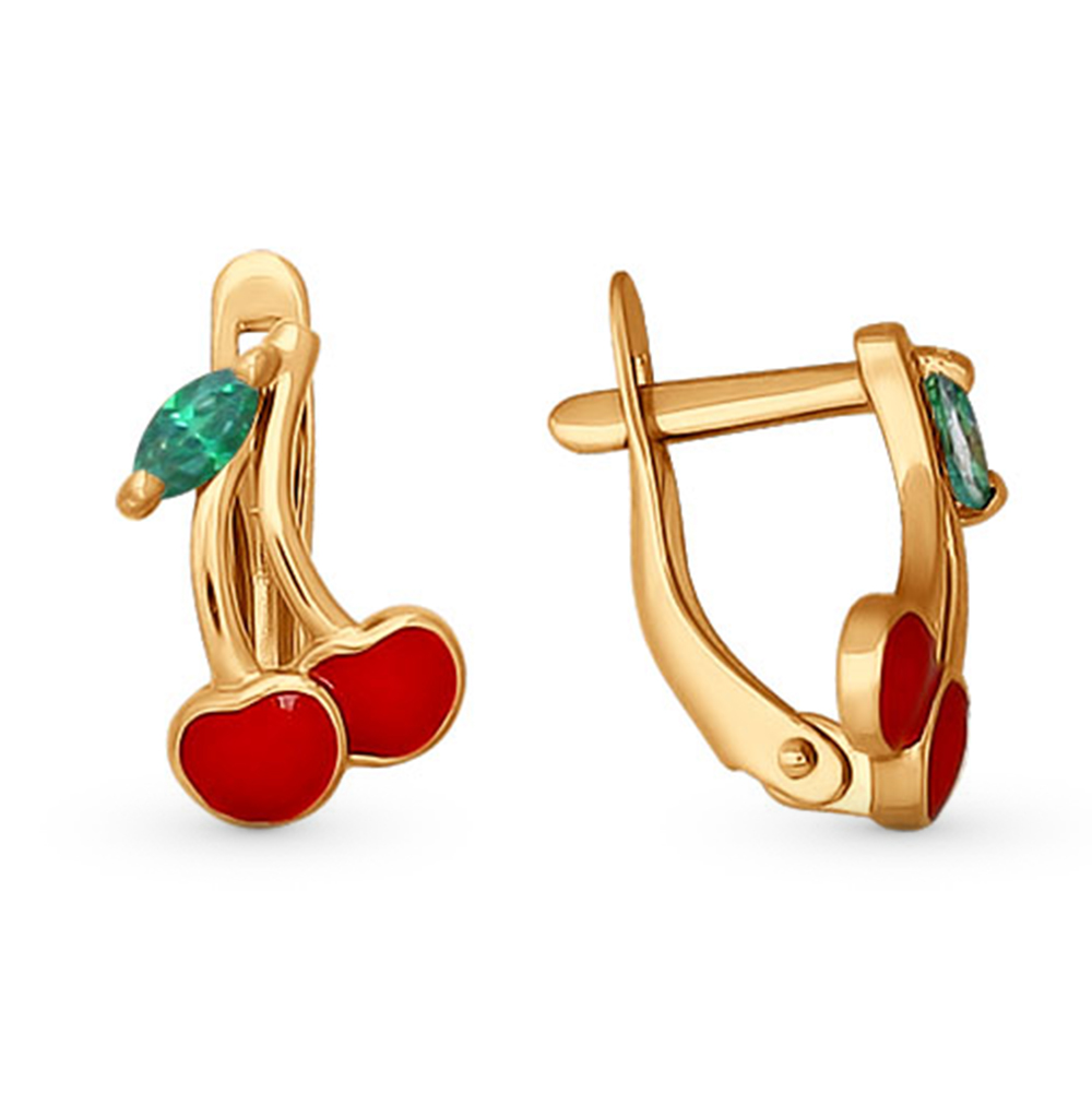 Фото «золотые серьги»